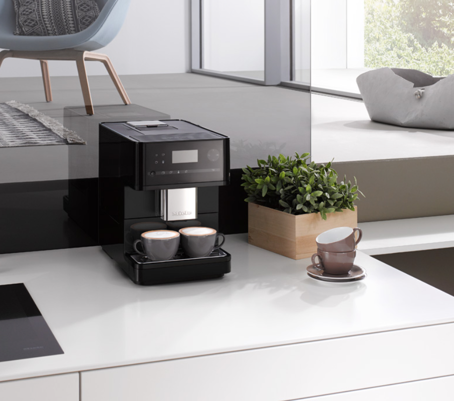 miele coffee machine built in manual