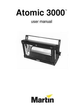 martin atomic 3000 service manual
