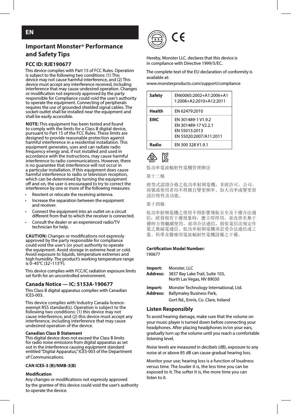 foxeer monster v2 manual pdf