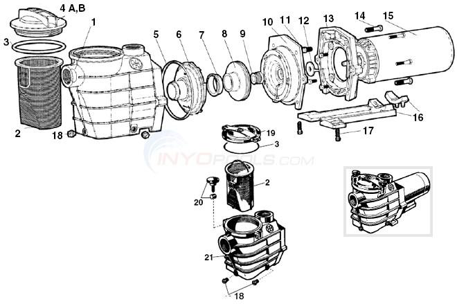 hayward super ii pump manual