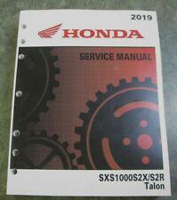 honda pioneer 1000 service manual pdf
