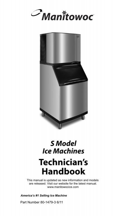 icematic ice machine service manual