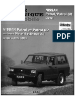 nissan patrol y60 manual pdf