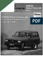 nissan patrol y60 manual pdf