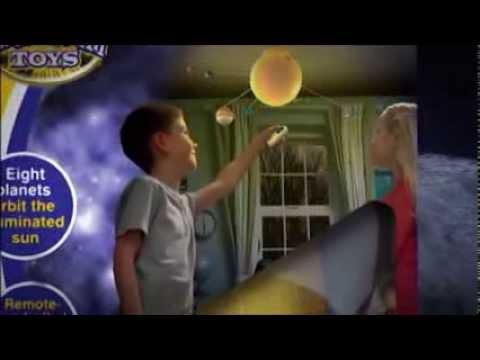 rc illuminated solar system manual