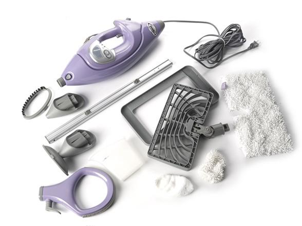 shark professional lift away steam mop manual