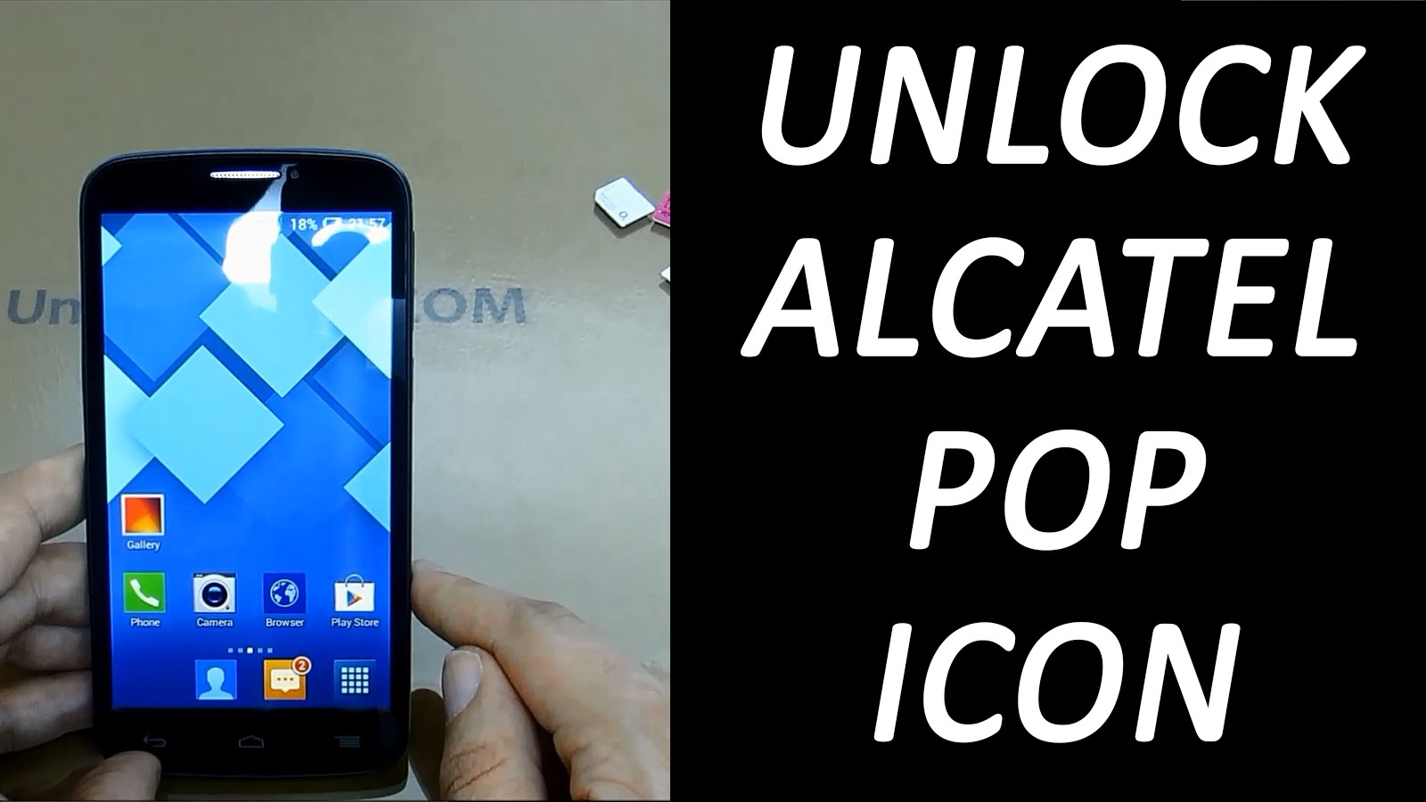 telstra alcatel one touch manual