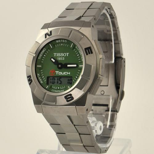 tissot t touch 1853 manual