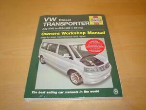 vw transporter t5 manual pdf